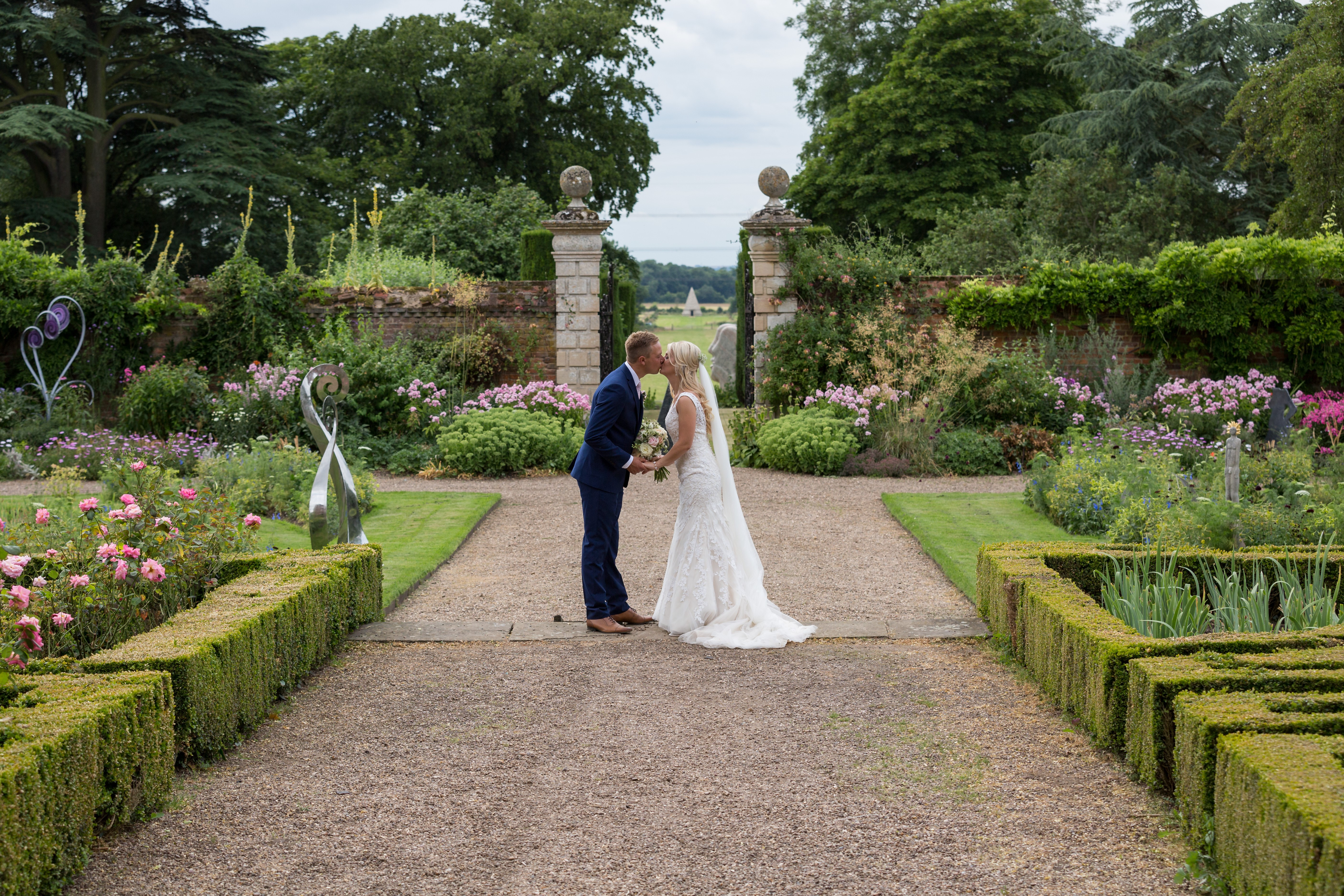 natalie & Jon - doddington hall